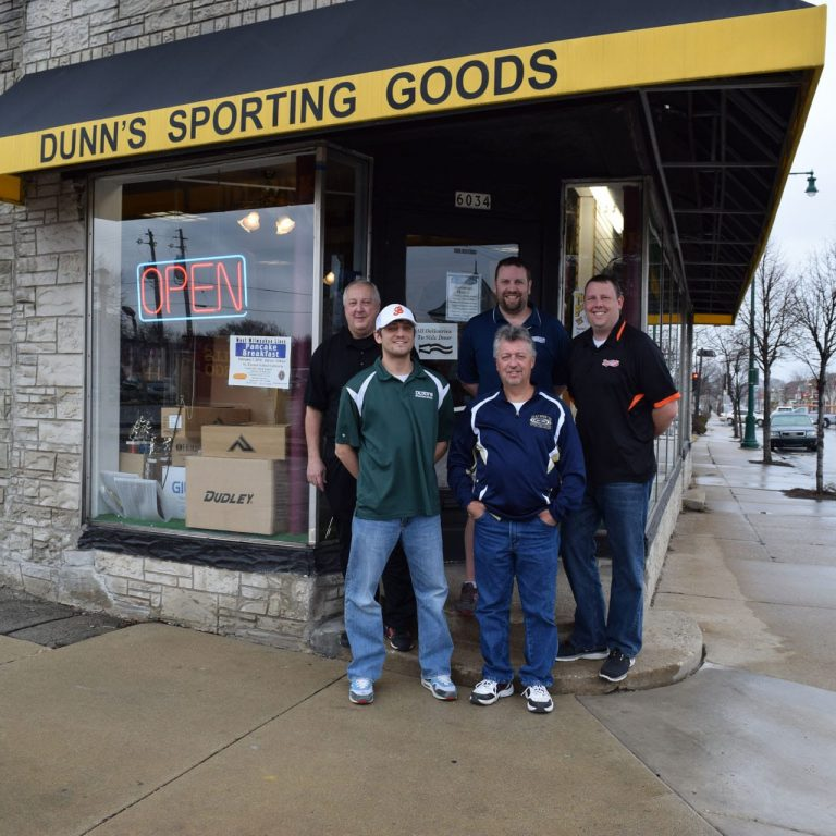 about us, dunns sporting goods, west allis screen printing, sportswear west allis