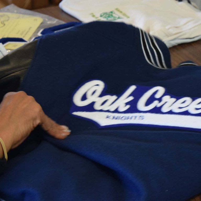 letter jackets west allis, letterman jackets west allis, dunns sporting goods