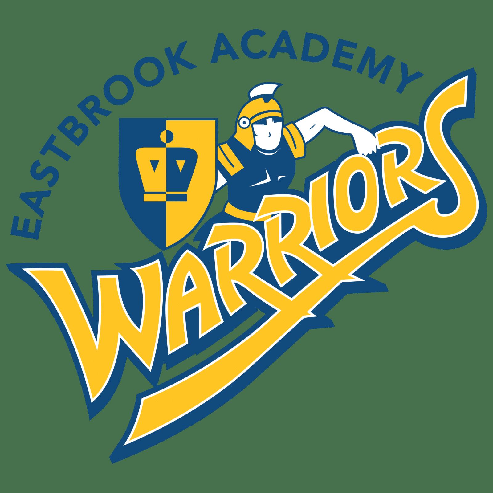eastbrook academy, team spiritwear, dunns sporting goods