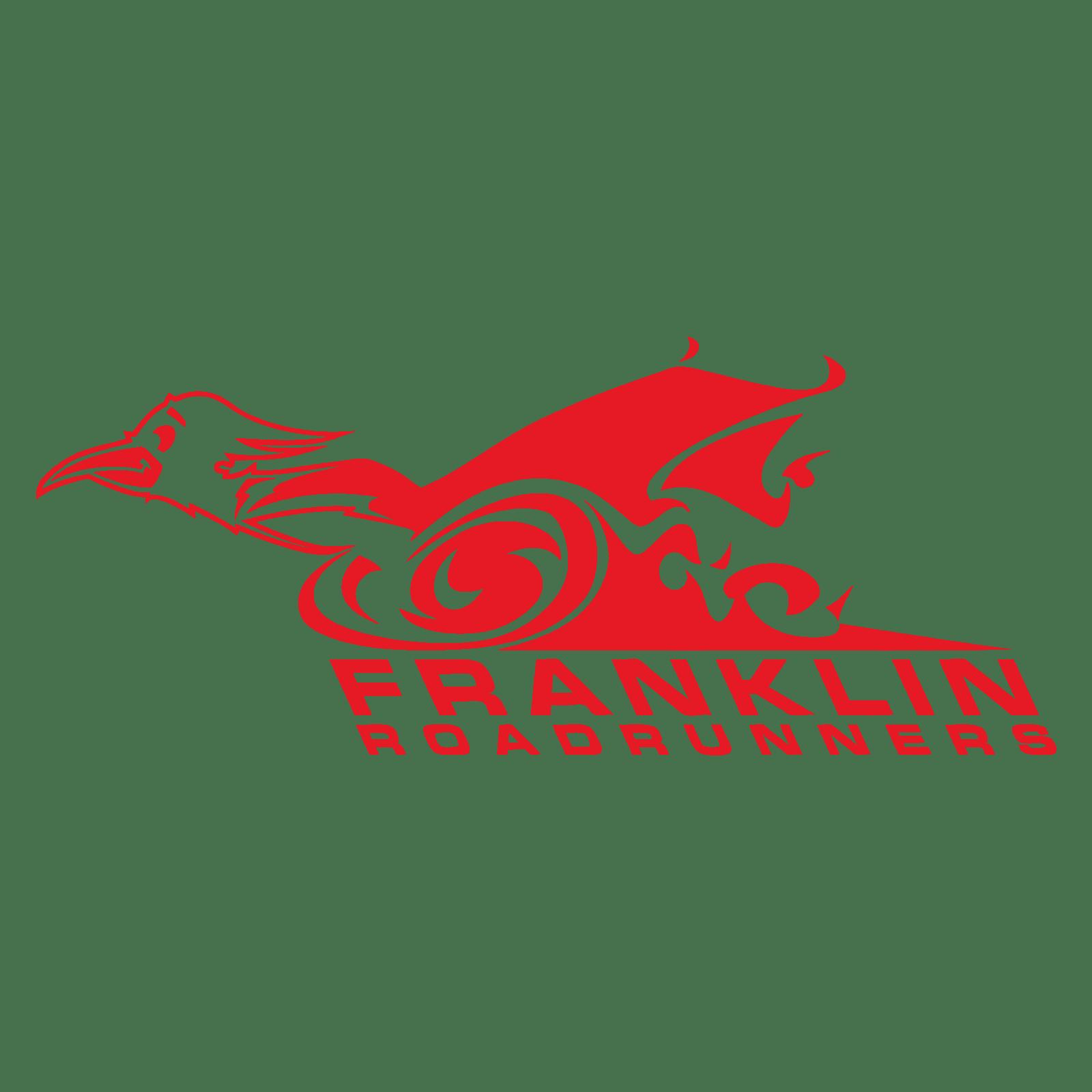 franklin roadrunners, dunns sporting goods, team spiritwear