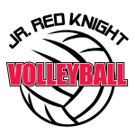 jr. red knights volleyball, dunn's sporting goods