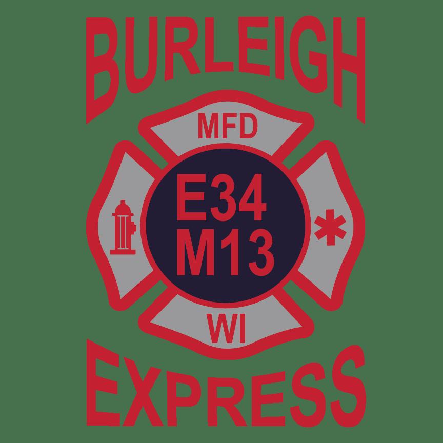 dunns sporting goods, milwaukee fire department engine 34
