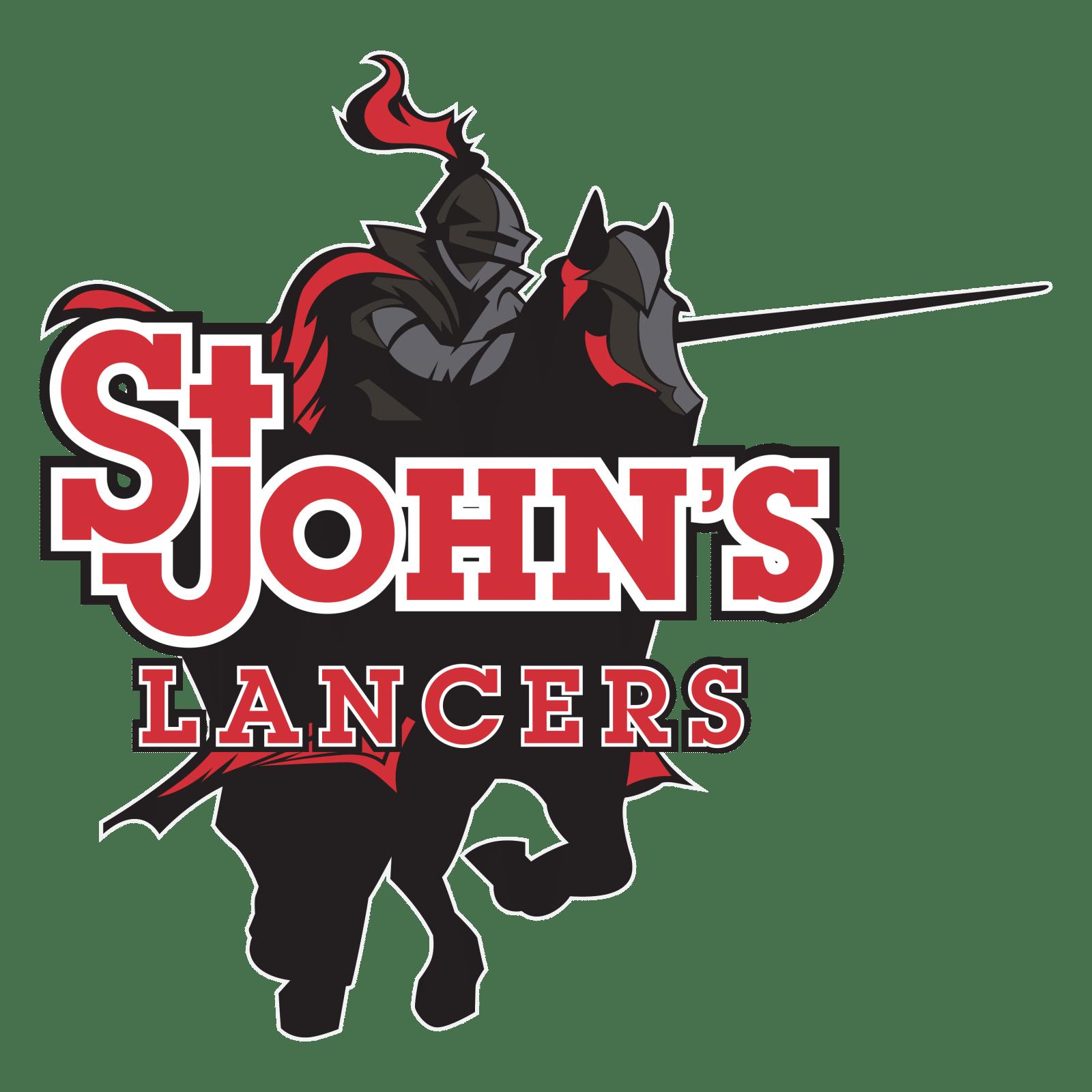 st johns lutheran, team spiritwear, dunns sporting goods
